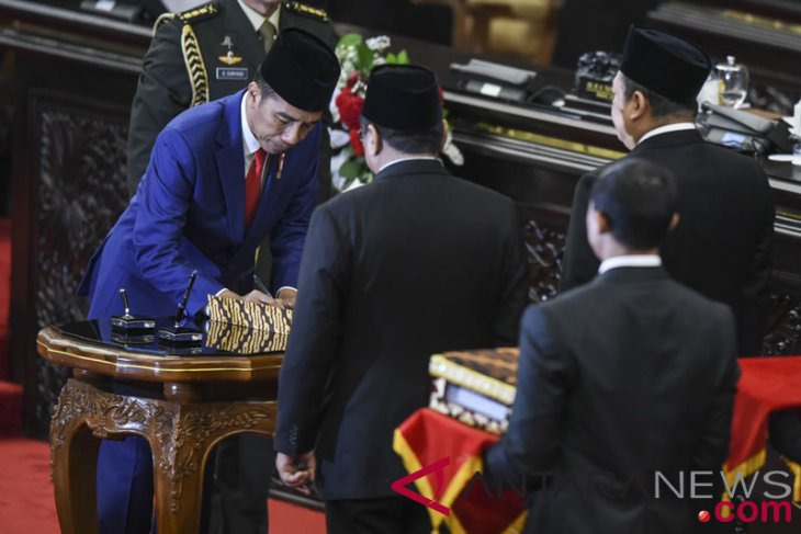 Revenues in 2020 state budget draft reach Rp2,221.5 trillion