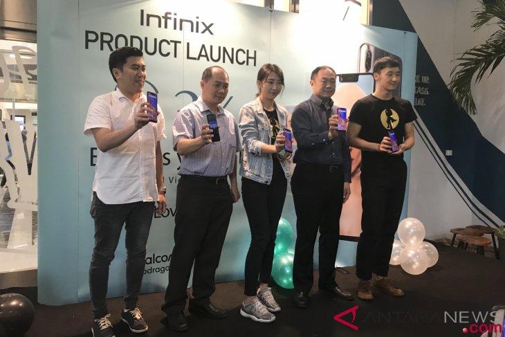 Infinix luncurkan HOT S3X dengan poni dan kecerdasan buatan