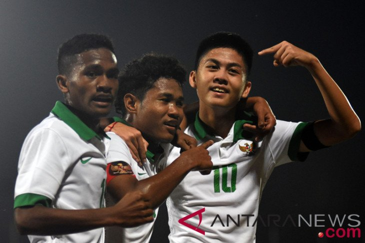 Indonesia siap buat sejarah di Piala AFF U-16