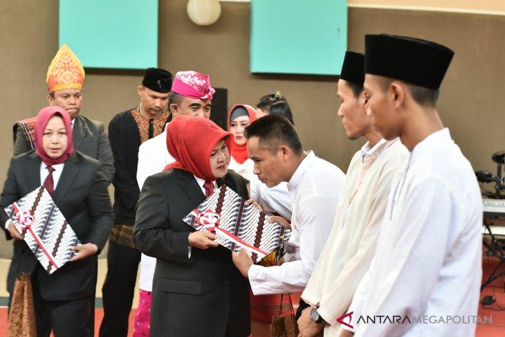 1.665 warga binaan Lapas Cibinong mendapat remisi