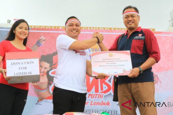 Discovery Shopping Mall kumpulkan bantuan korban gempa bumi Lombok