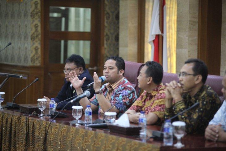 Pemkot Tangerang Sinergikan BKM-LPM Dukung Pembangunan