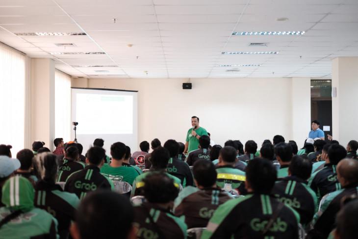 Grab sambut dukungan pengemudi untuk Asian Games