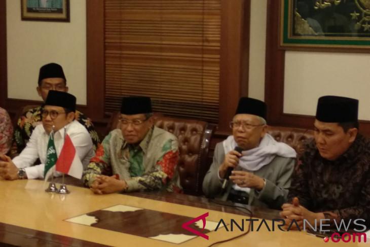 Zulkifli Hasan: Jokowi-Ma'ruf kombinasi bagus