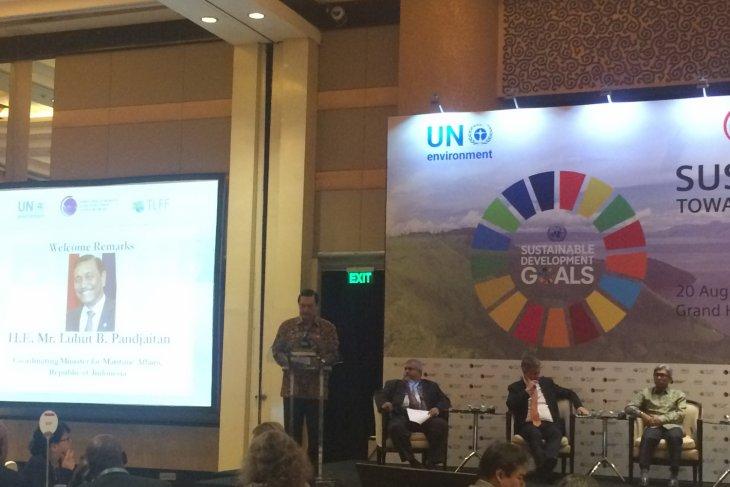 Menko Maritim: sawit bantu Indonesia raih SDGs