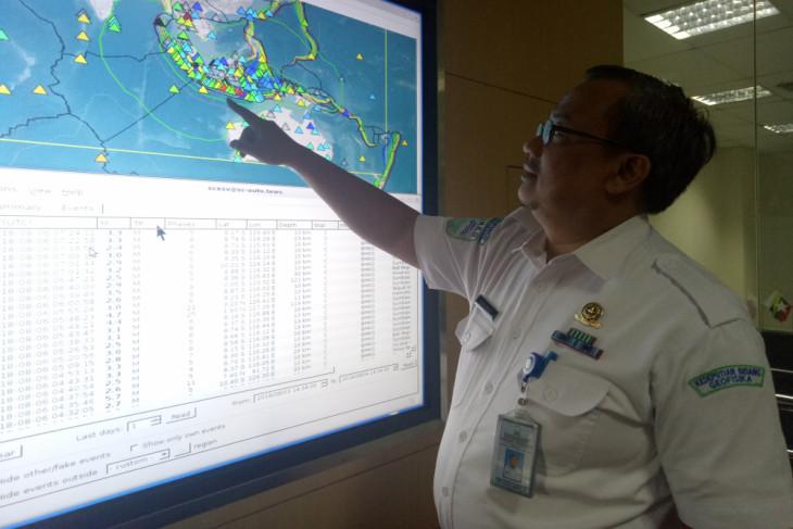 Gerak Sesar Naik Flores picu gempa 7 SR di Lombok