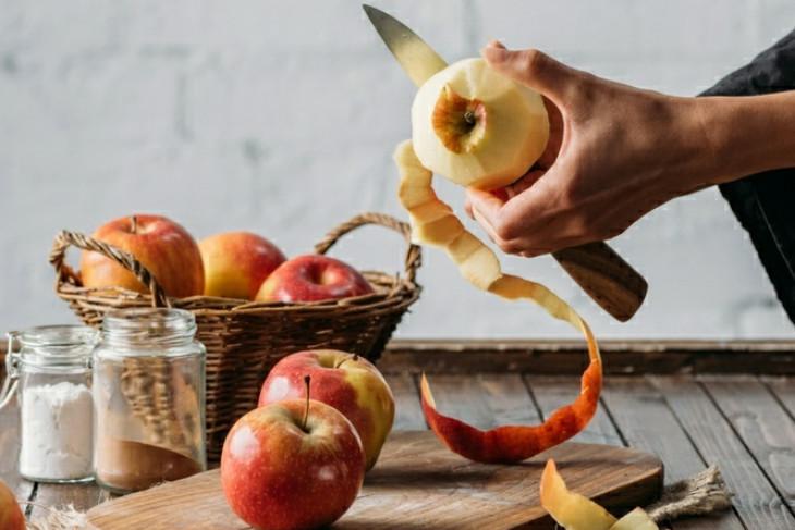 Jangan kupas kulit apel, ini 5 manfaatnya