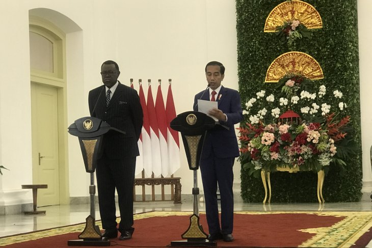 Indonesia, Namibia agree to jointly combat illegal fishing