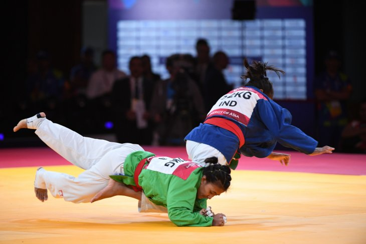 Asian Games (Kurash) - Indonesian athletes lack experience: coach
