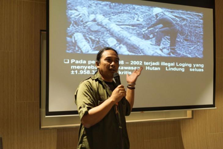 Ormas Laskar Hijau kembalikan lingkungan yang rusak