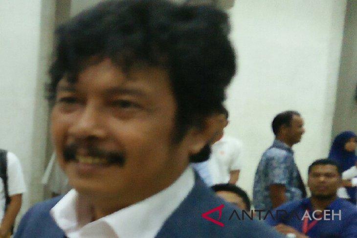 Nazir Adam Ketua Umum PSSI Aceh