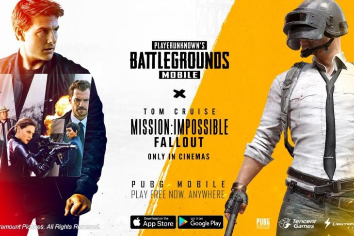 """PUBG Mobile kerjasama dengan """"Mission Impossible: Fallout"""""""