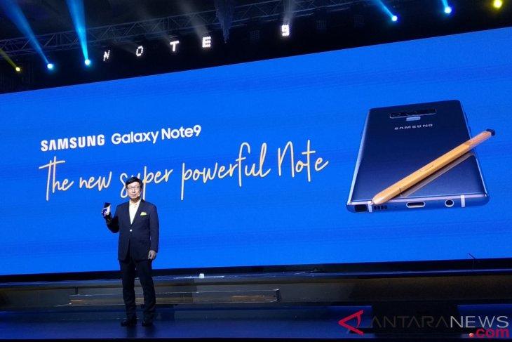 Samsung Galaxy Note 9 resmi meluncur di Indonesia