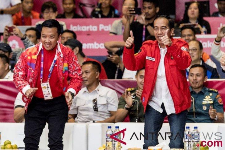 Presiden: Asian Games momentum persatukan Palestina