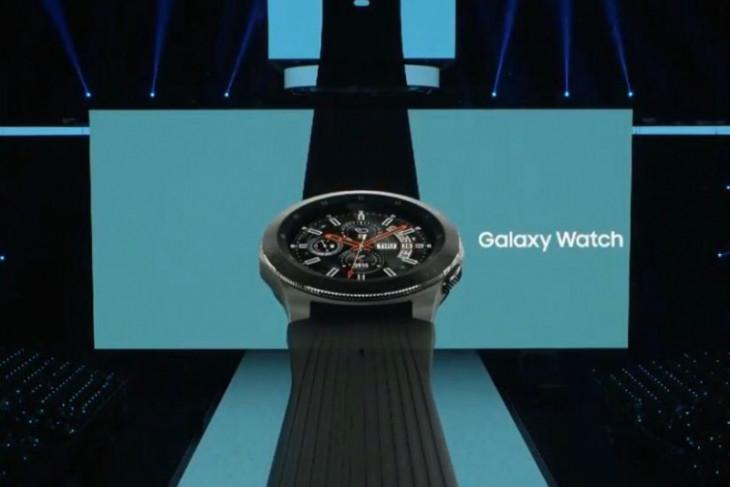 Samsung hadirkan arloji pintar Galaxy Watch