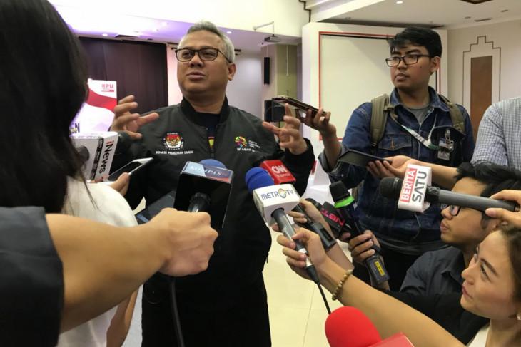 KPU: Hasil Tes Kesehatan Bakal Capres dan Cawapres Diserahkan Senin Malam