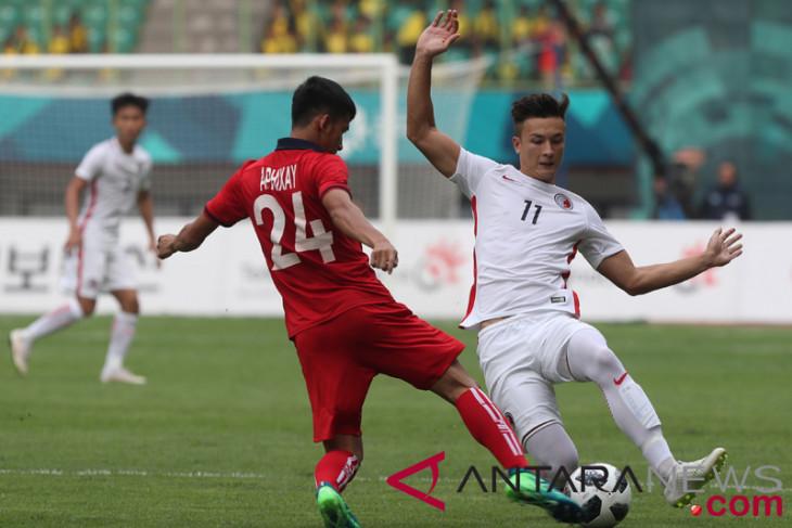 Sepakbola Hongkong Laos