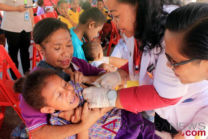 Gubernur: vaksin MR untuk selamatkan generasi mendatang