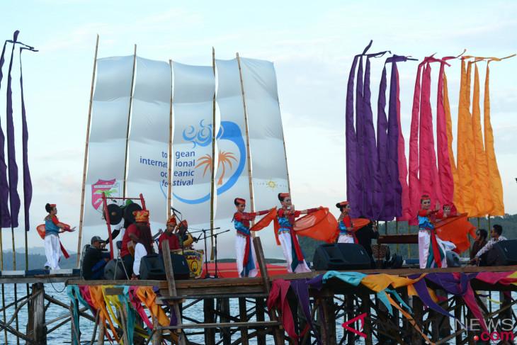 Pembukaan Togean International Oceanic Festival