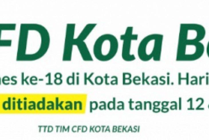 Bekasi tiadakan CFD selama gelaran Asian Games