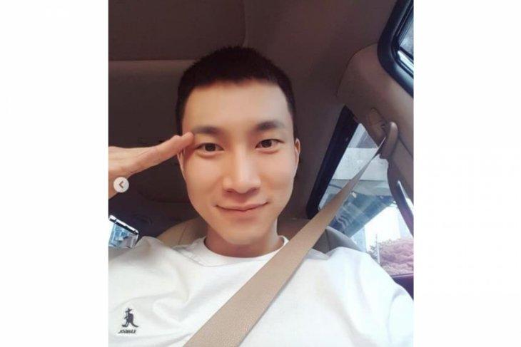 Eunkwang BTOB mulai wajib militer