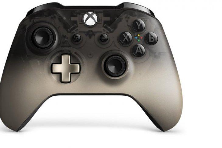 Microsoft rilis gamepad transparan untuk Xbox One