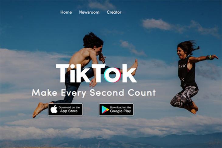 Tik Tok bergabung dengan musical.ly
