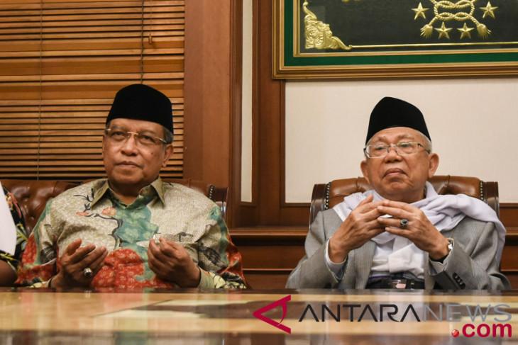 Said Aqil: Warga NU otomatis menangkan Jokowi-Ma'ruf Amin