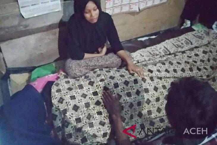 Gadis Aceh meninggal di Malaysia telah tiba