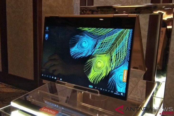 Lenovo Yoga 730, laptop convertible seharga Rp 21jutaan