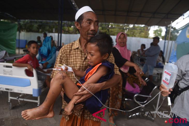 BMKG: Gempa susulan di lombok 474 kali