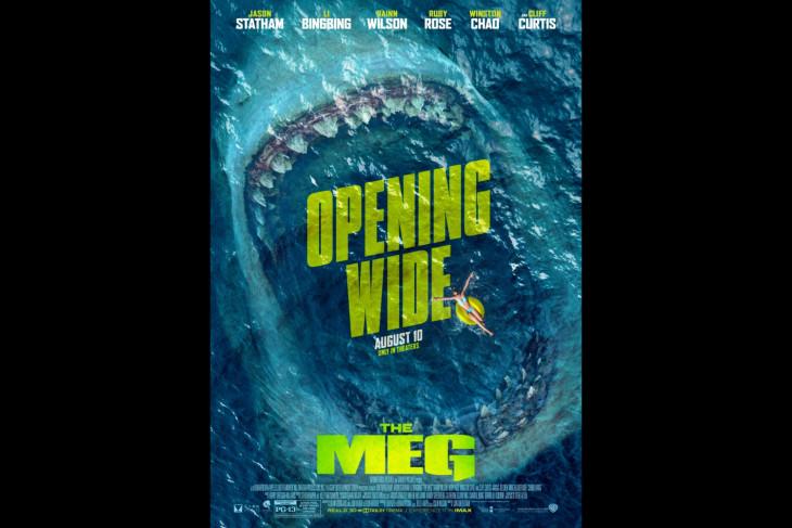 Evolusi teror hiu di dunia film