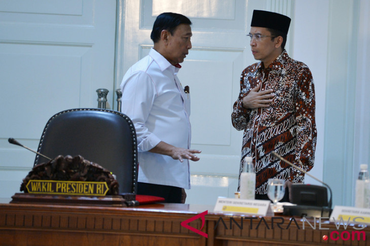 Ratas Penanganan Gempa Lombok