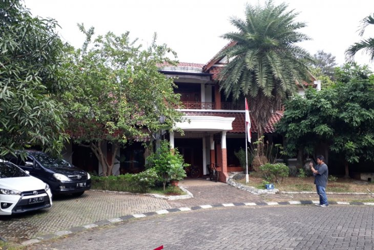 Kediaman Nur Mahmudi Ismail sepi