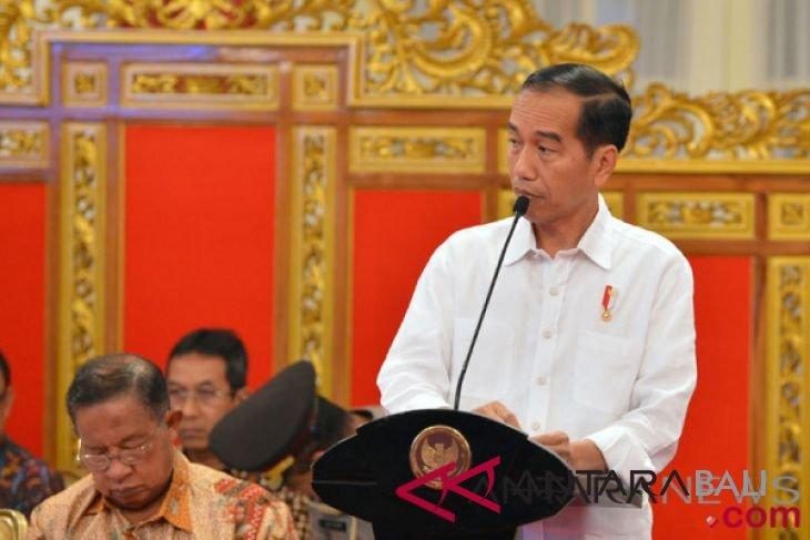 Jokowi: Kebebasan berkumpul-berpendapat ada aturannya