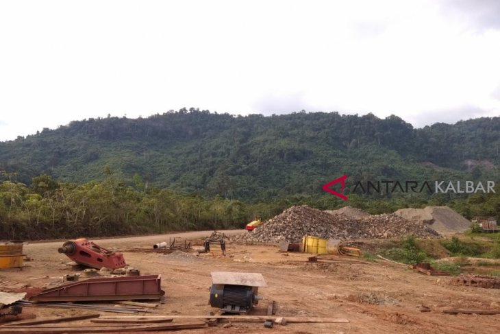 PT Laman Mining tersangka kegiatan tambang ilegal