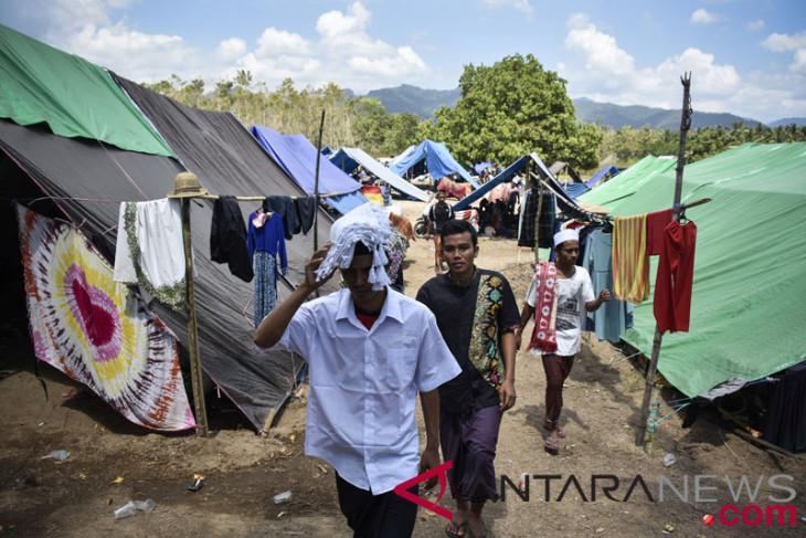 DPRD desak status gempa Lombok bencana nasional