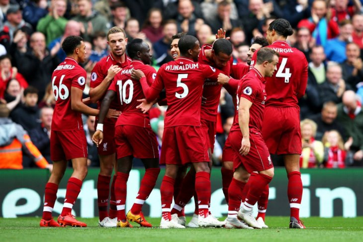 Hasil dan klasemen Liga Inggris, Liverpool kembali bercokol di puncak