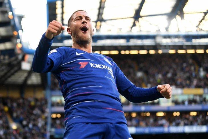 Hazard rindu reuni dengan Mourinho