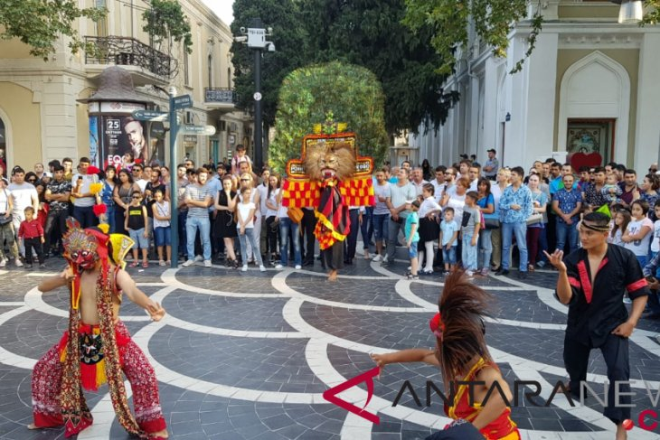 cultural festival produces indonesia-Azerbaijan trade agreement
