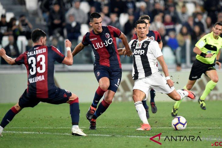 2018 09 26T205429Z 1627618422 RC19FAE58F50 RTRMADP 3 SOCCER ITALY JUV BGN - Liga Italia Seri A