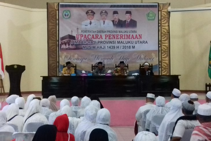 DPRD Ternate setujui penambahan dana embarkasi haji 2019