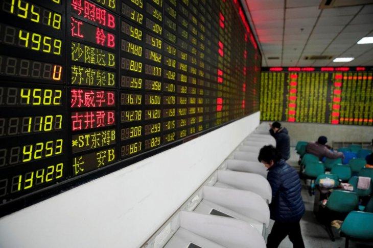 Bursa China dibuka menguat