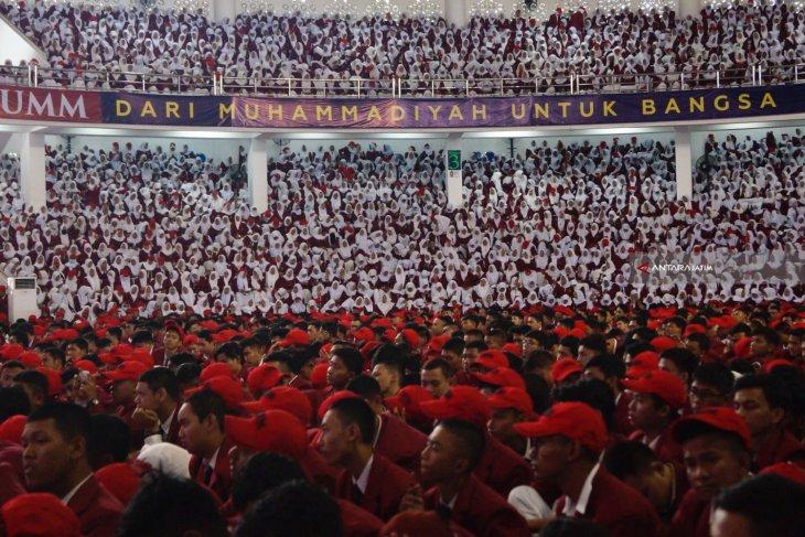 Mahfud Ingatkan Bahaya Korupsi di Depan Ribuan Mahasiswa UMM