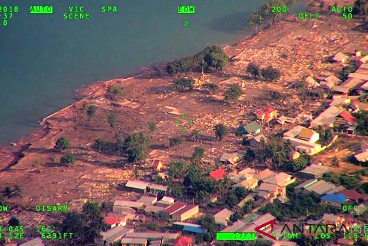 Foto Udara Palu Pascagempa 290918 pras 3 - Foto Udara Kota Palu Pascagempa