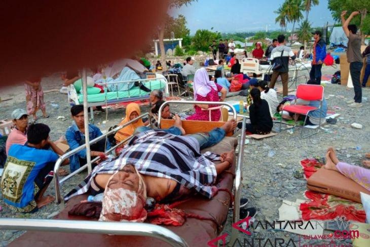 Presiden Jokowi akan pimpin operasi kemanusiaan untuk Donggala-Palu