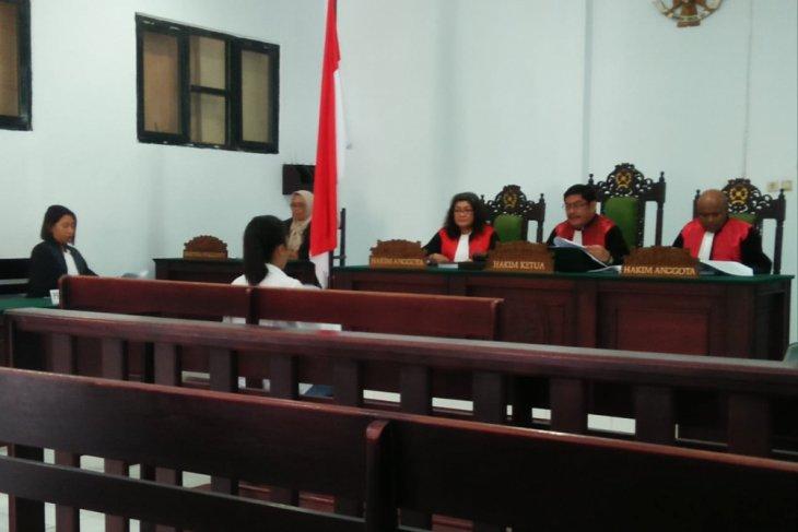 JPU Kejari  Ambon  tetap tuntut dua terdakwa narkoba enam tahun penjara