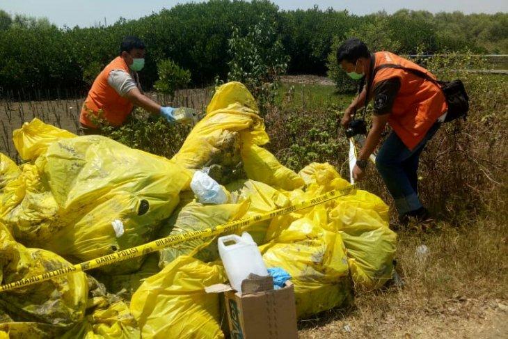 Dinas: Penanganan pembuangan limbah medis melibatkan kementerian