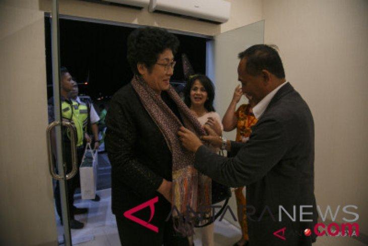 Presiden ICW tiba di Yogyakarta