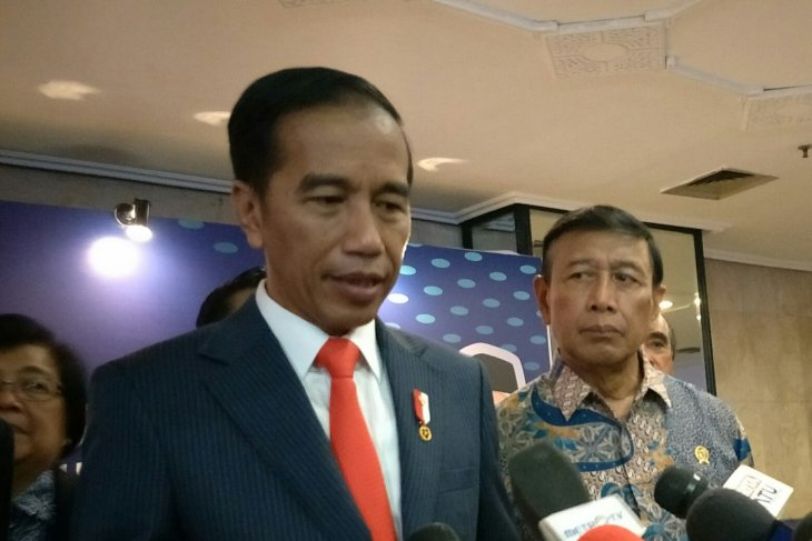 Freedom of expression exercised in accordance with regulations: Jokowi